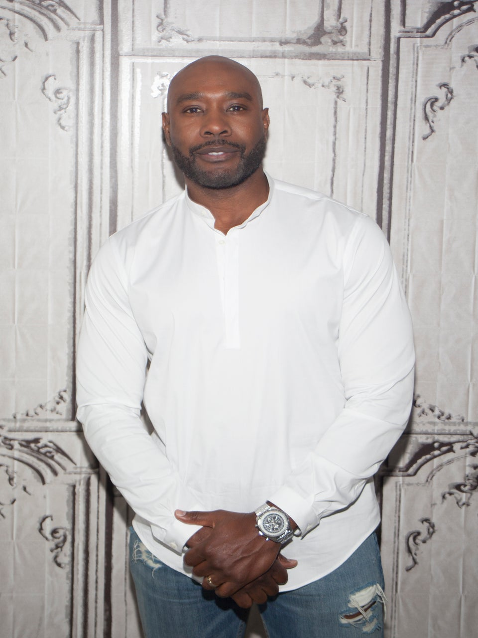 How Morris Chestnut Is Helping You Get Your Body Right And Tight