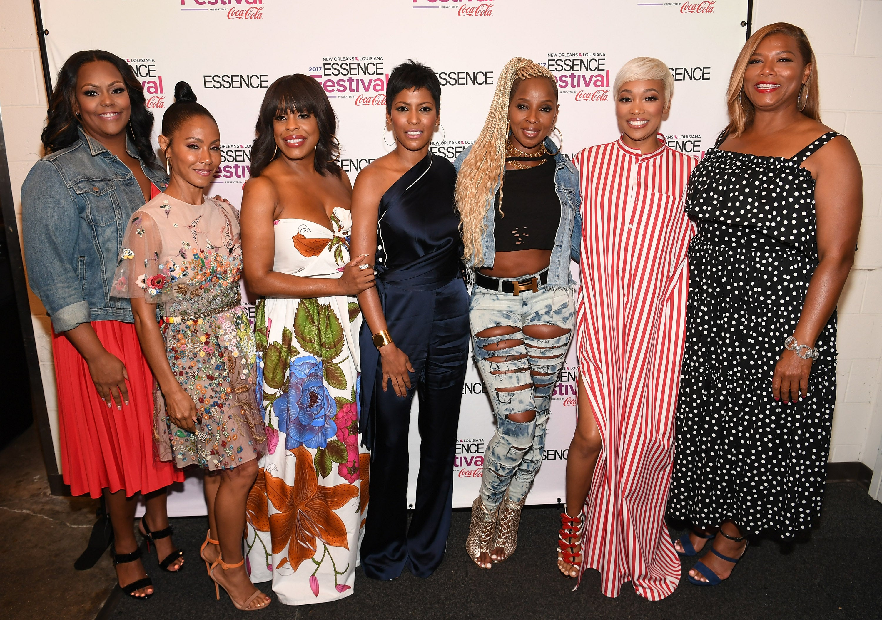 Jada Pinkett Smith, Niecy Nash, Monica And MoreShare The Advice They'd Give Their 15-Year-Old Selves