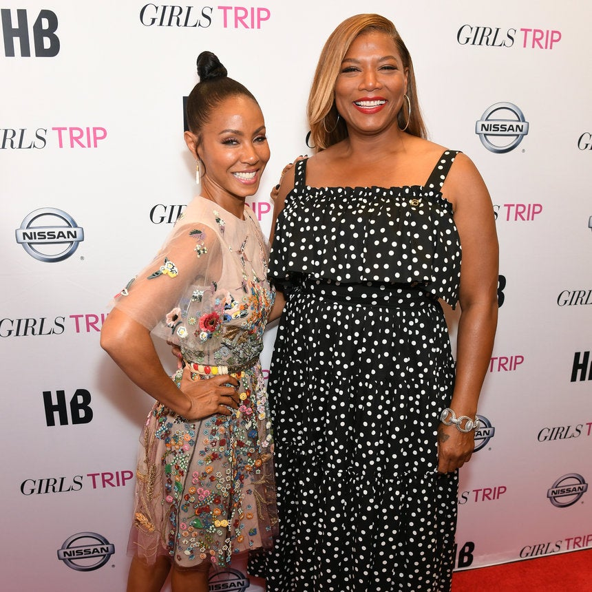 Jada Pinkett Smith And Queen Latifah Want Us To Demand Diversity