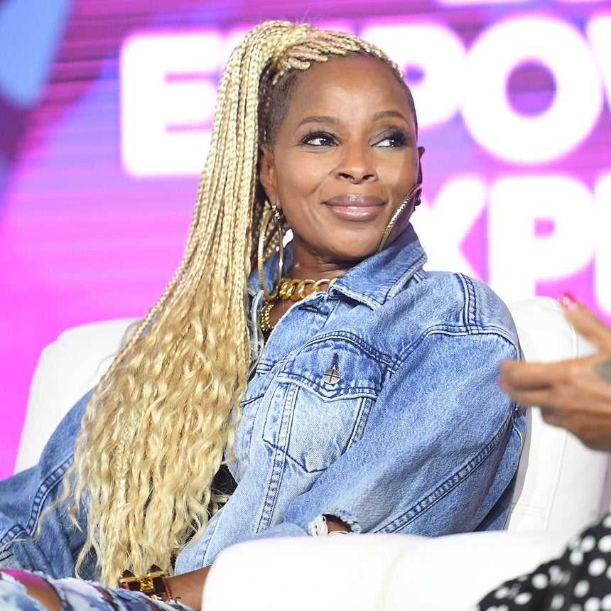 Mary J. Blige On Her Public Divorce: 'I Was Beginning To Think I Was Nothing'