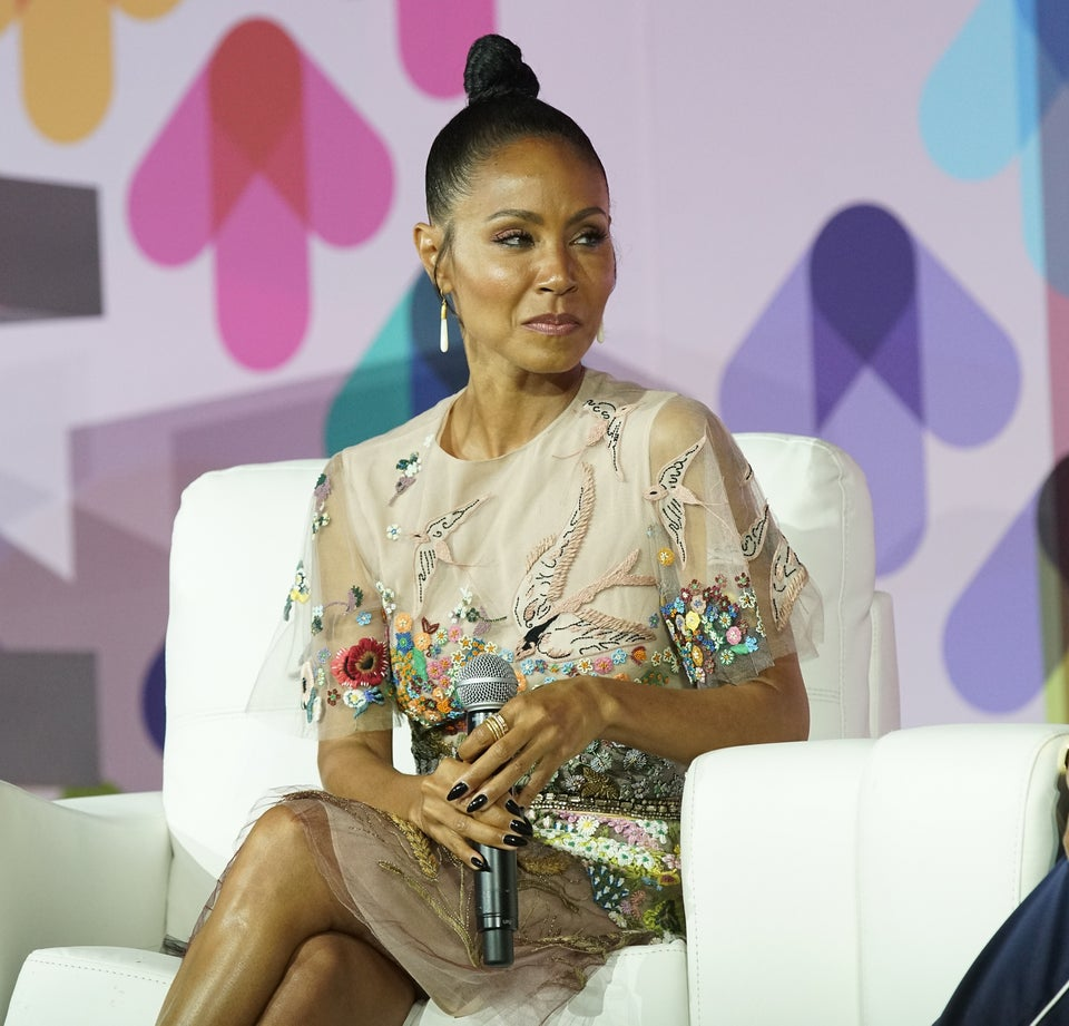 Jada Pinkett Smith On 'All Eyez On Me' Film: 'It Was Exploitive Of Me And Pac'