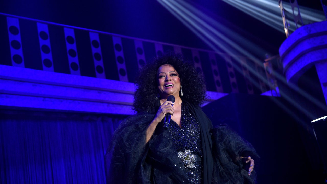 The Boss: Diana Ross Kicks Off ESSENCE Festival 2017 With Spellbinding Performance