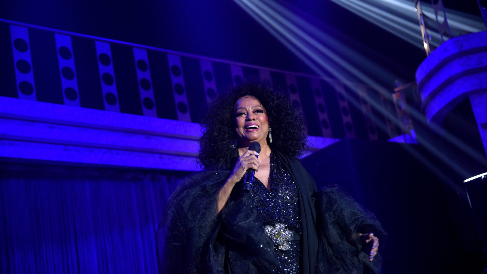 Diana Ross Will Have A Year-Long Celebration For 75th Birthday