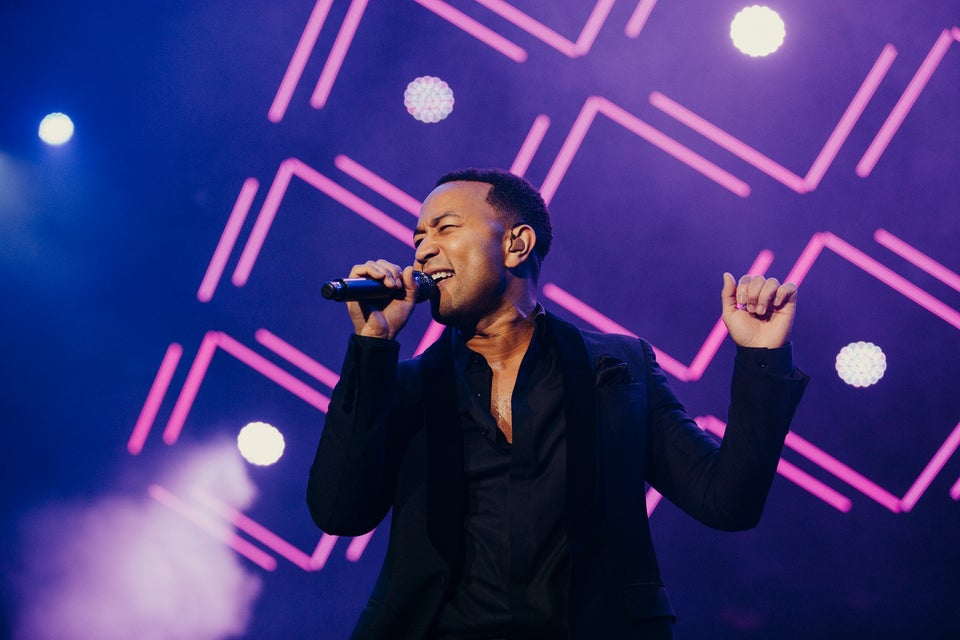 John Legend Talks Earning An EGOT: 'I Don't Know If It Can Get Any Better'