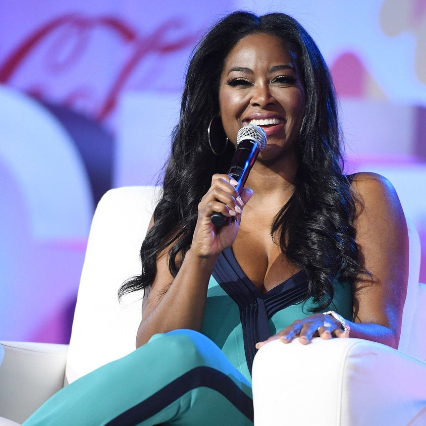 Your Man Or Your Job: We Might Be Seeing More Of Kenya Moore's Hubby