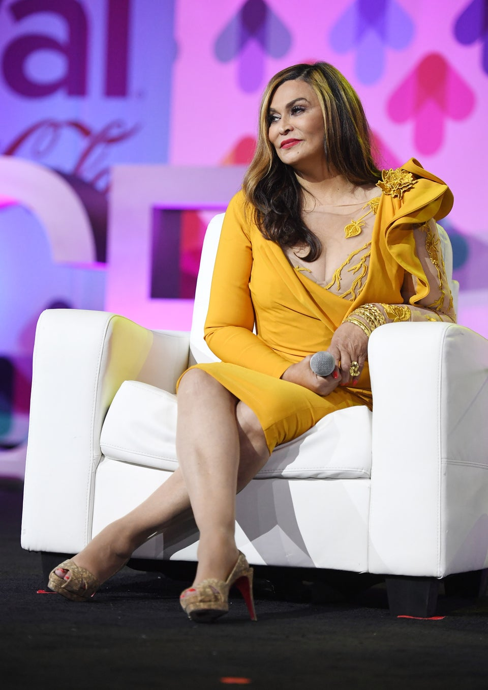 Tina Knowles-Lawson Reflects On Teaching Her Daughters About The Importance of Black Beauty