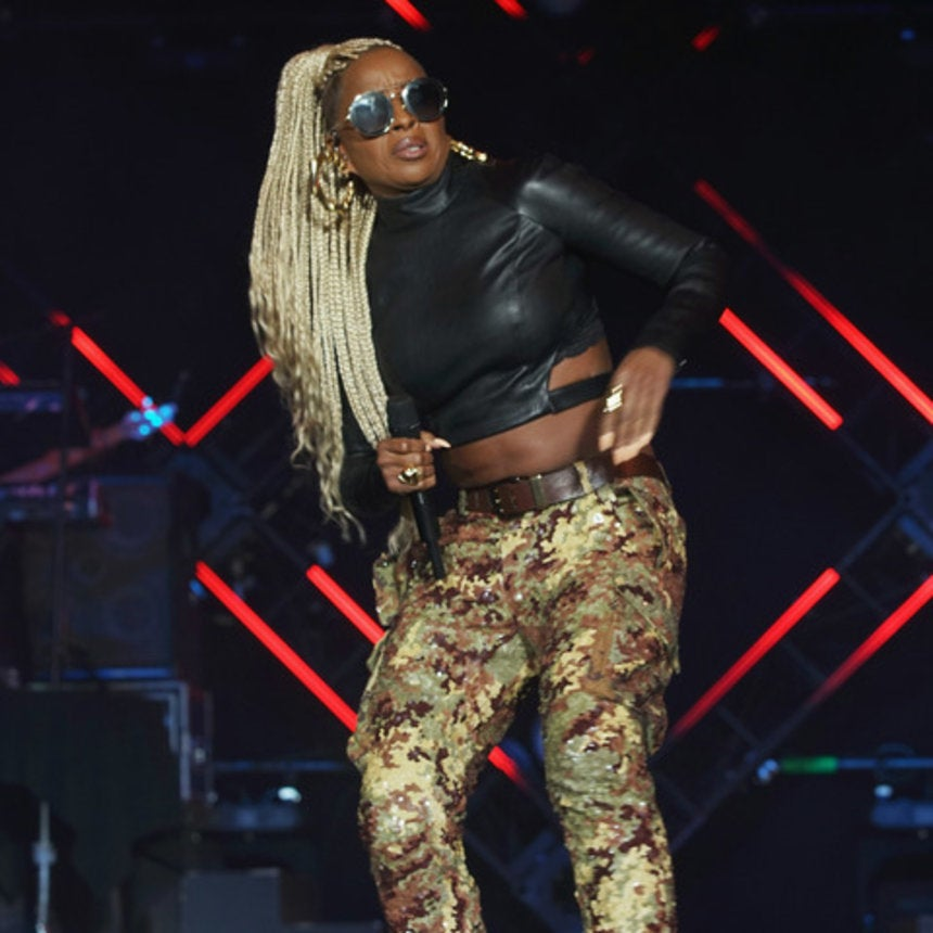 Every Single Relationship Gem Mary J. Blige Dropped On Stage During ESSENCE Fest