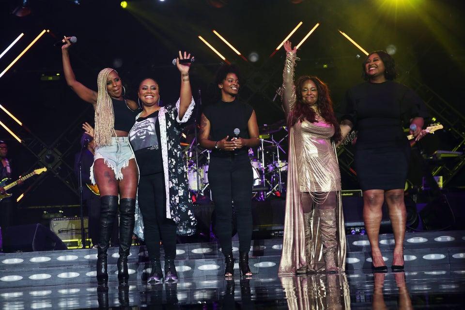 Mary J. Blige, Chaka Khan, Ari Lennox, Jazmine Sullivan And Lalah Hathaway Had A Sing-Off And Everyone Won