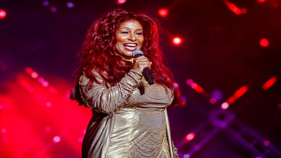 Even Chaka Khan Thinks Aretha Franklin Is The Queen