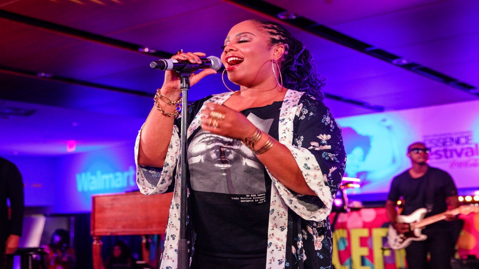 ICYMI: Lalah Hathaway's Back With A New Video