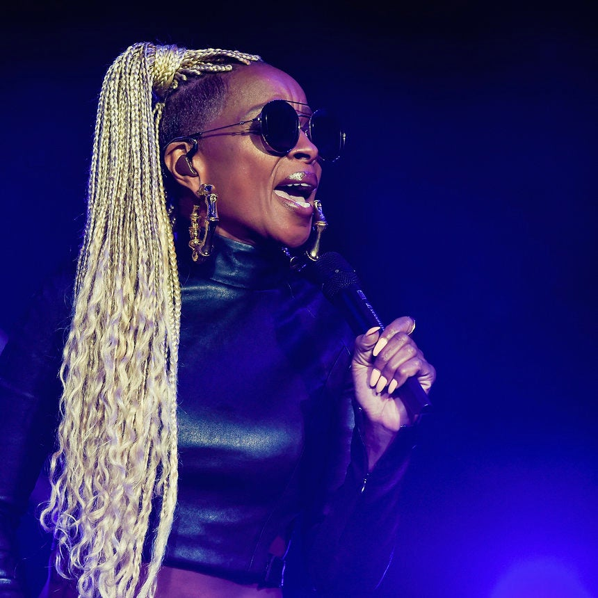 Mary J. Blige Had To 'Sing For My Life' After Battle With Depression Led To Drug And Alcohol Abuse