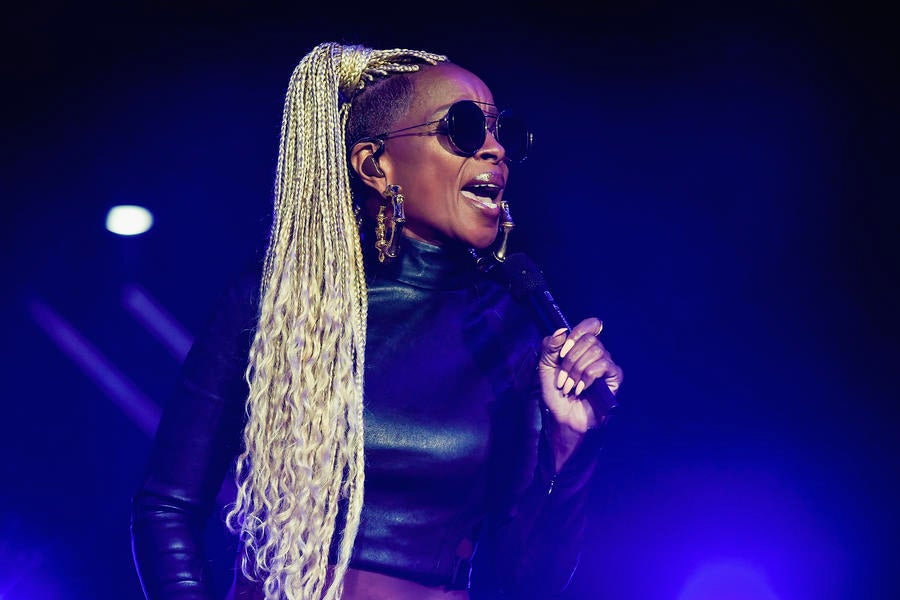 Mary J. Blige Opens Up About Battling Depression - Essence