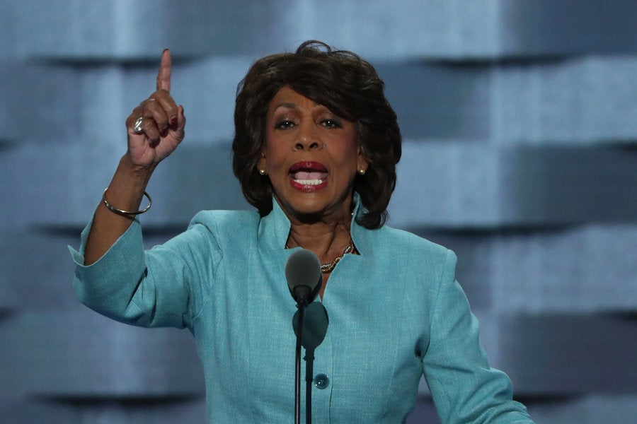Reclaiming My Time: Maxine Waters Shows The Treasury Secretary ...