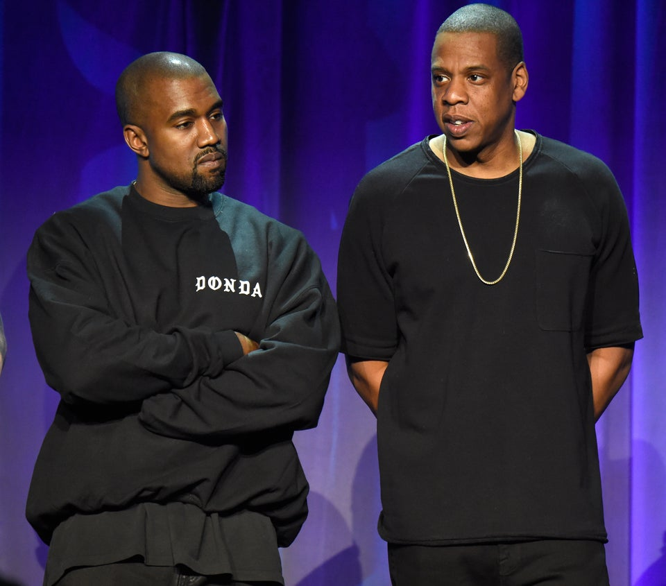 BFFs No More: Kanye West Splits With JAY-Z's Tidal, Lawsuit Could Be On The Horizon
