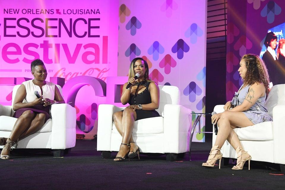 Kandi Burruss Has A Great Theory On Competitive Women