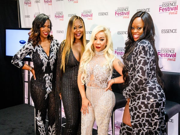 Kandi Burruss Answers The Looming Question Everyone's Had About The Xscape Reunion