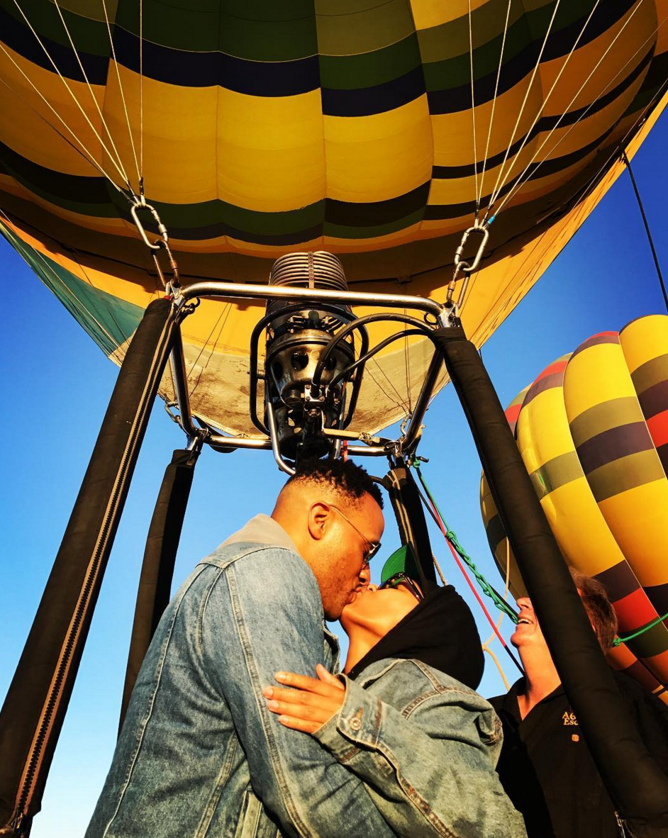 Meagan Good's Husband DeVon Franklin Flew Across The World Just To Make Her Happy…And We're Jealous!