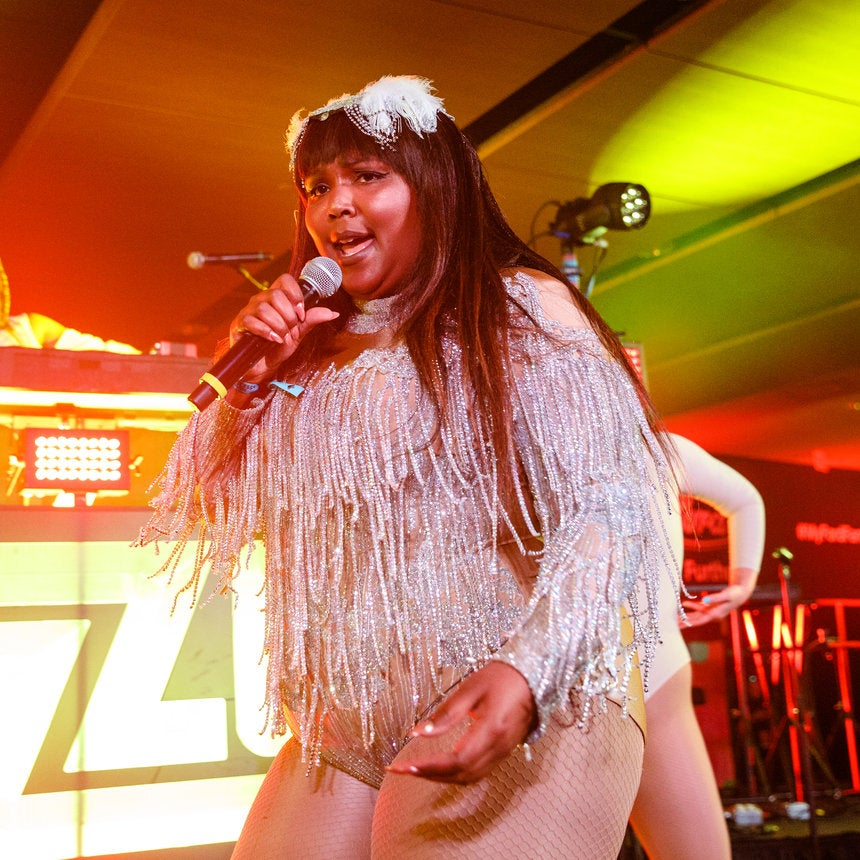 Lizzo Talks Self-Care & Empowerment In Music