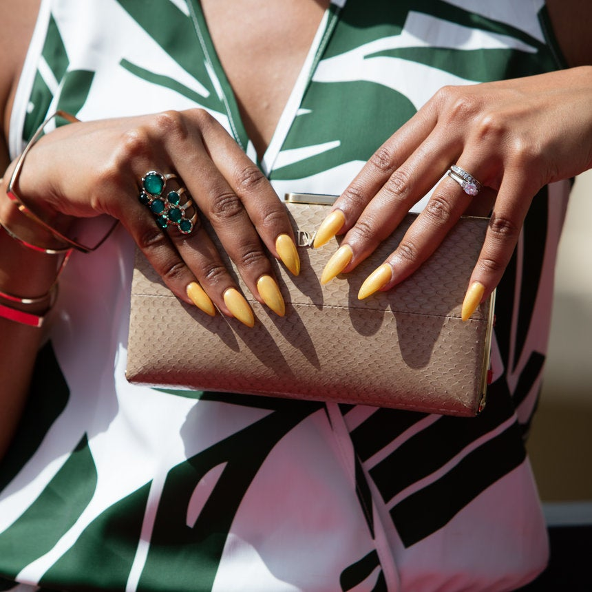The 2017 ESSENCE Fest Nail Art That'll Inspire Your Next Mani-Gram