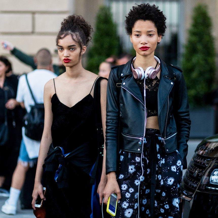 These Street Style Stars Shut It Down During Paris Couture Fashion Week