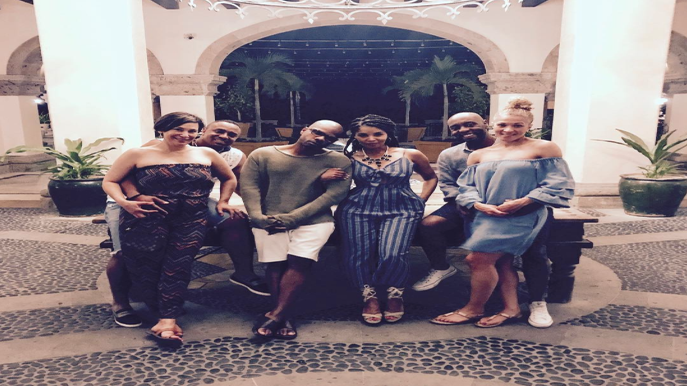 Kirk And Tammy Franklin Enjoy Couples Retreat In Cabo to Focus On Strengthen Their Marriage