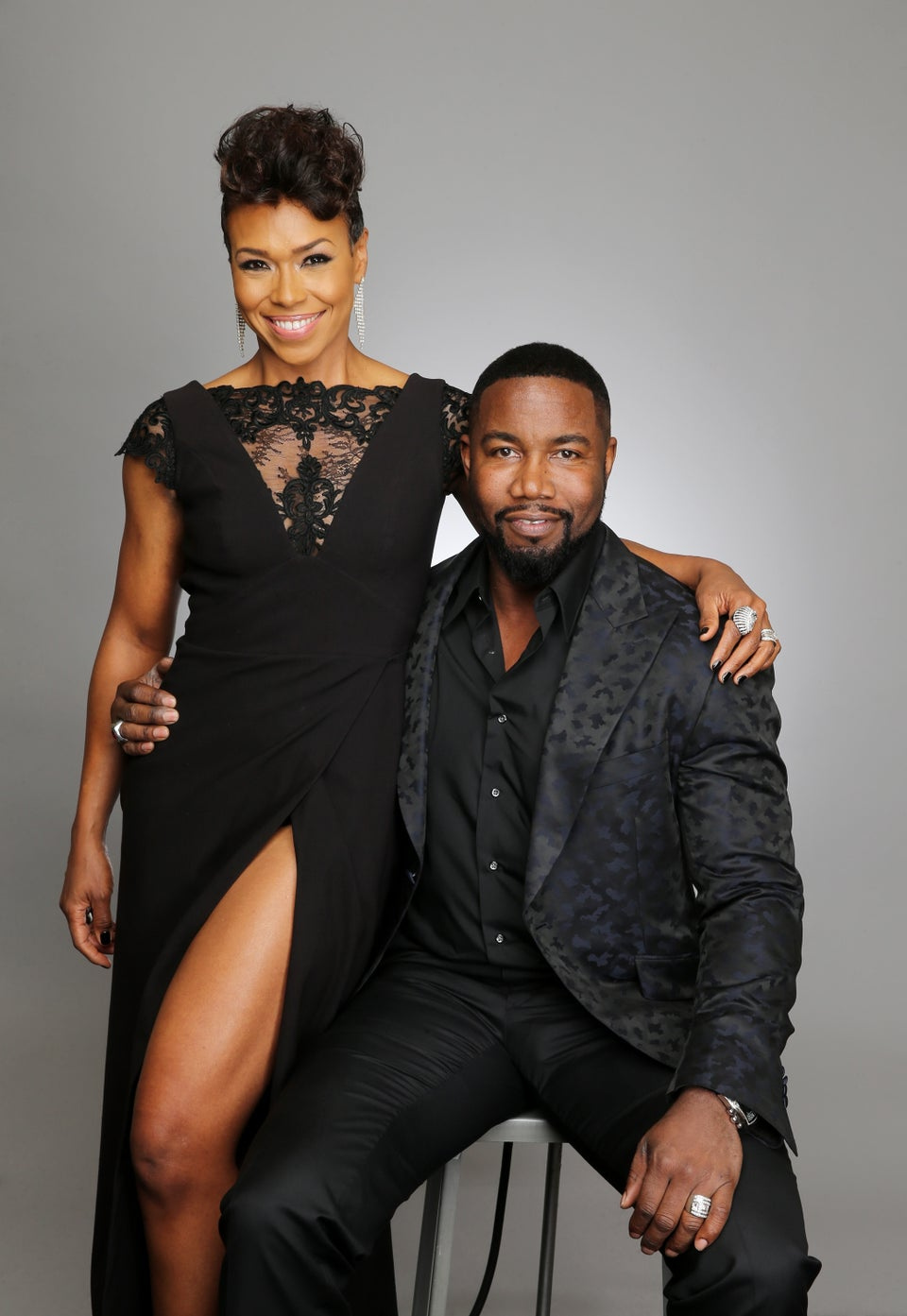 Michael Jai White Celebrates Second Wedding Anniversary: 'My Life Is the Best It's Ever Been'