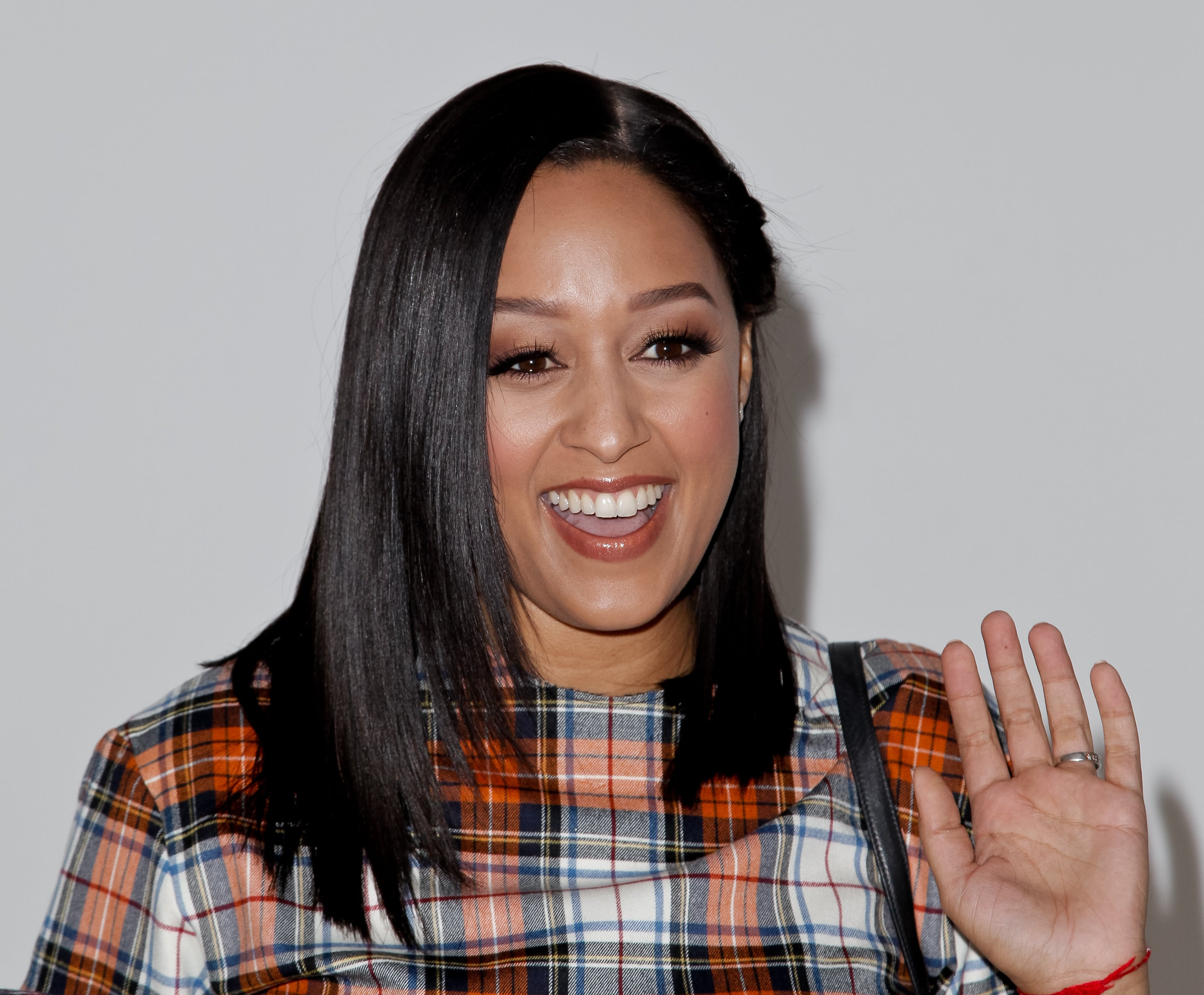 Tia Mowry's Birthday Braids Are Summer Hair Goals
