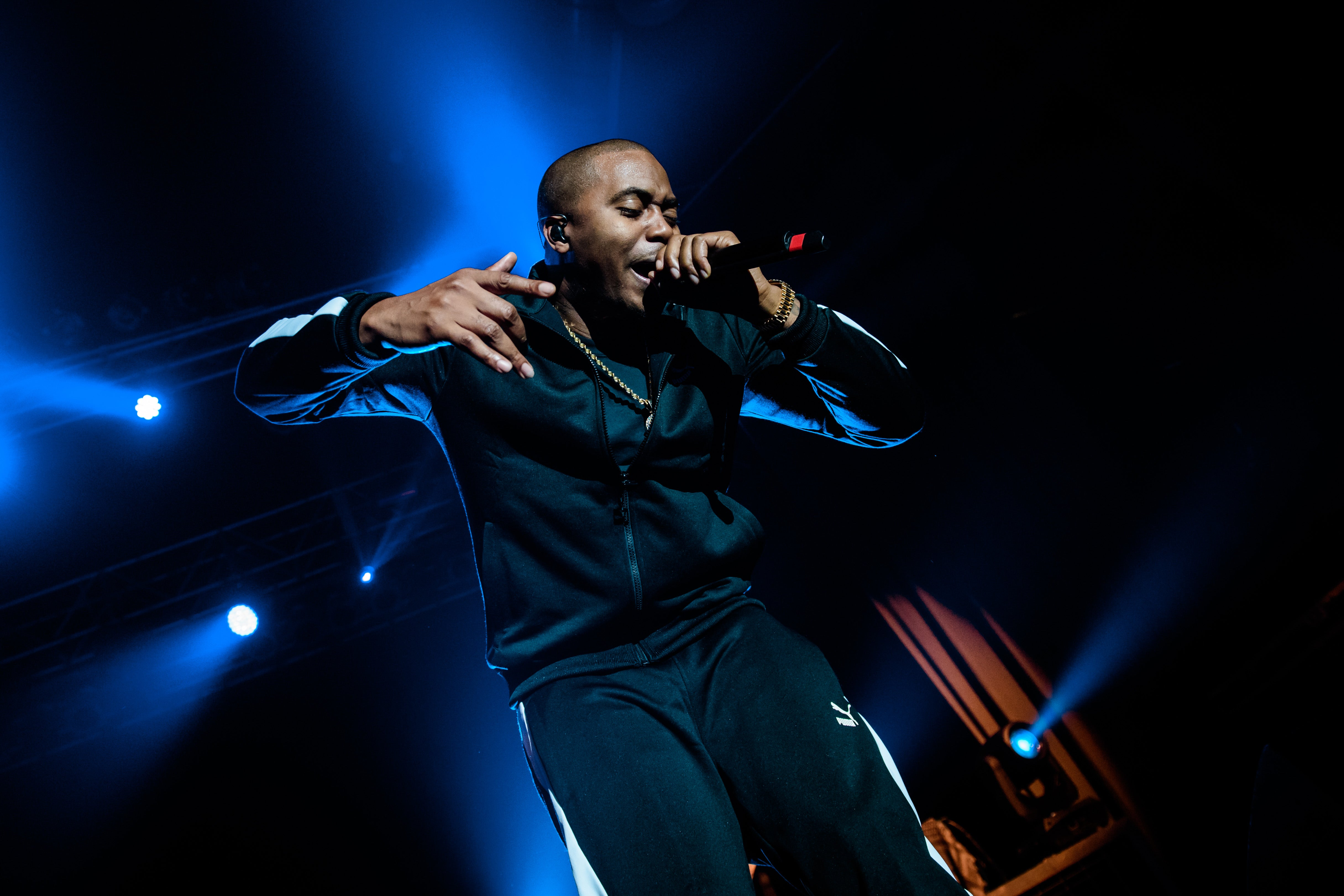 Nas Co-Signed This Dope Multiple Sclerosis Campaign