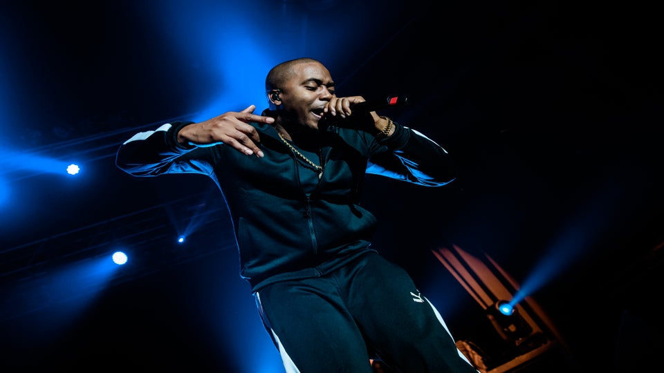Nas Co-Signed ThisDope Multiple Sclerosis Campaign