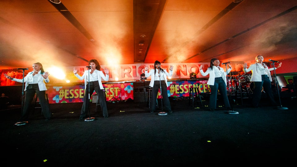 ICYMI: Watch June's Diary Completely Slay Their Debut On The ESSENCE Festival Stage
