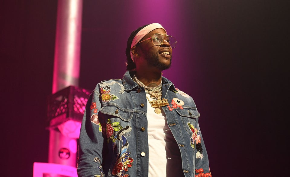 Too Cute: Watch 2 Chainz's 5-Year-Old Daughter Rock the Mic Like Her Dad
