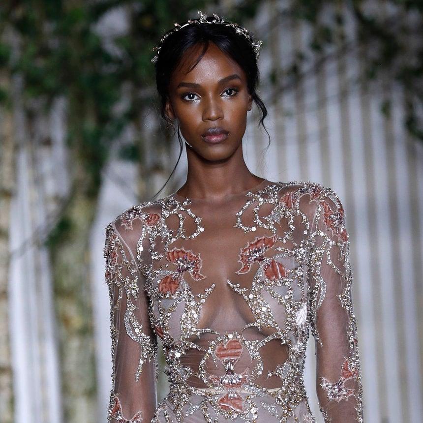 30 Photos That Prove Black Girls Slayed the Paris Haute Couture Runways