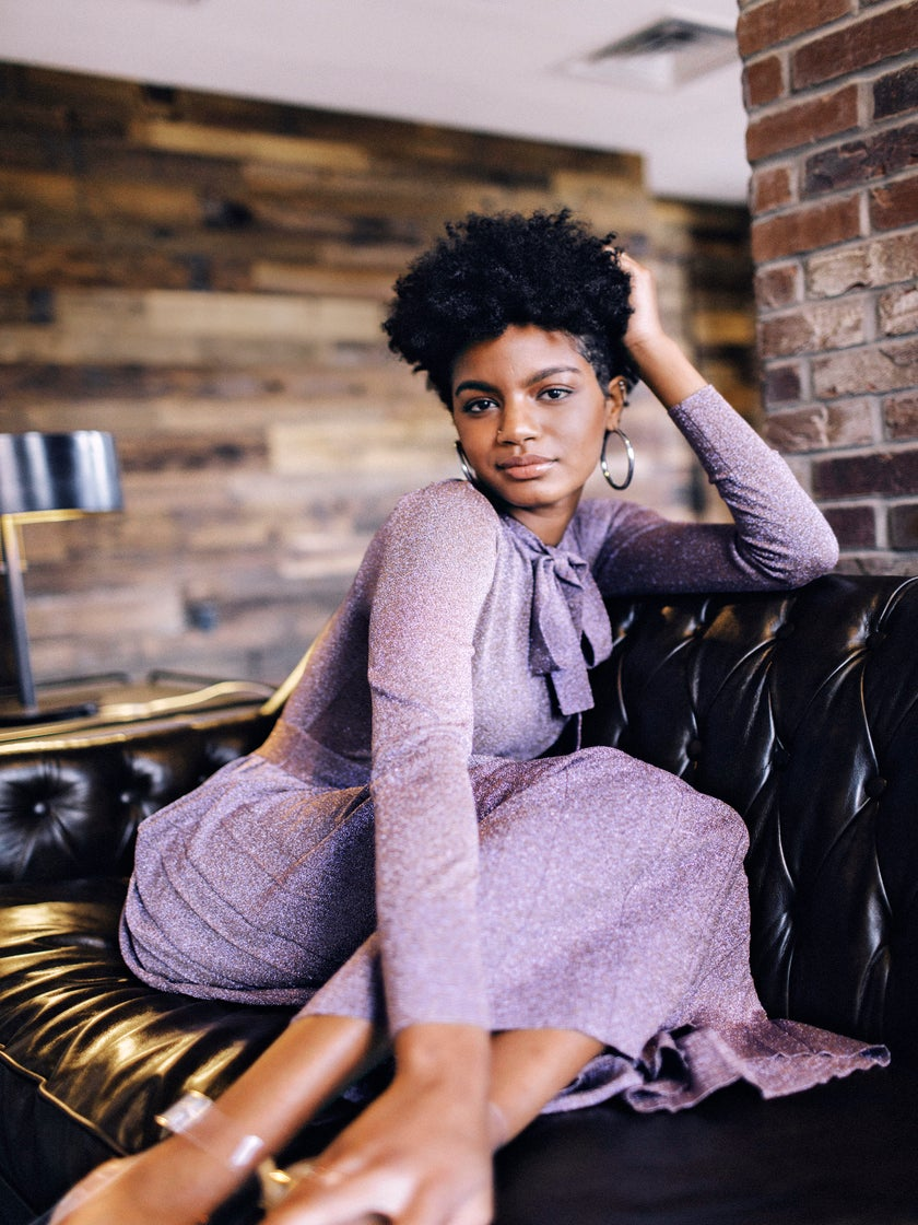 It Girl: Ebonee Davis Opens Up About Modeling With A Purpose
