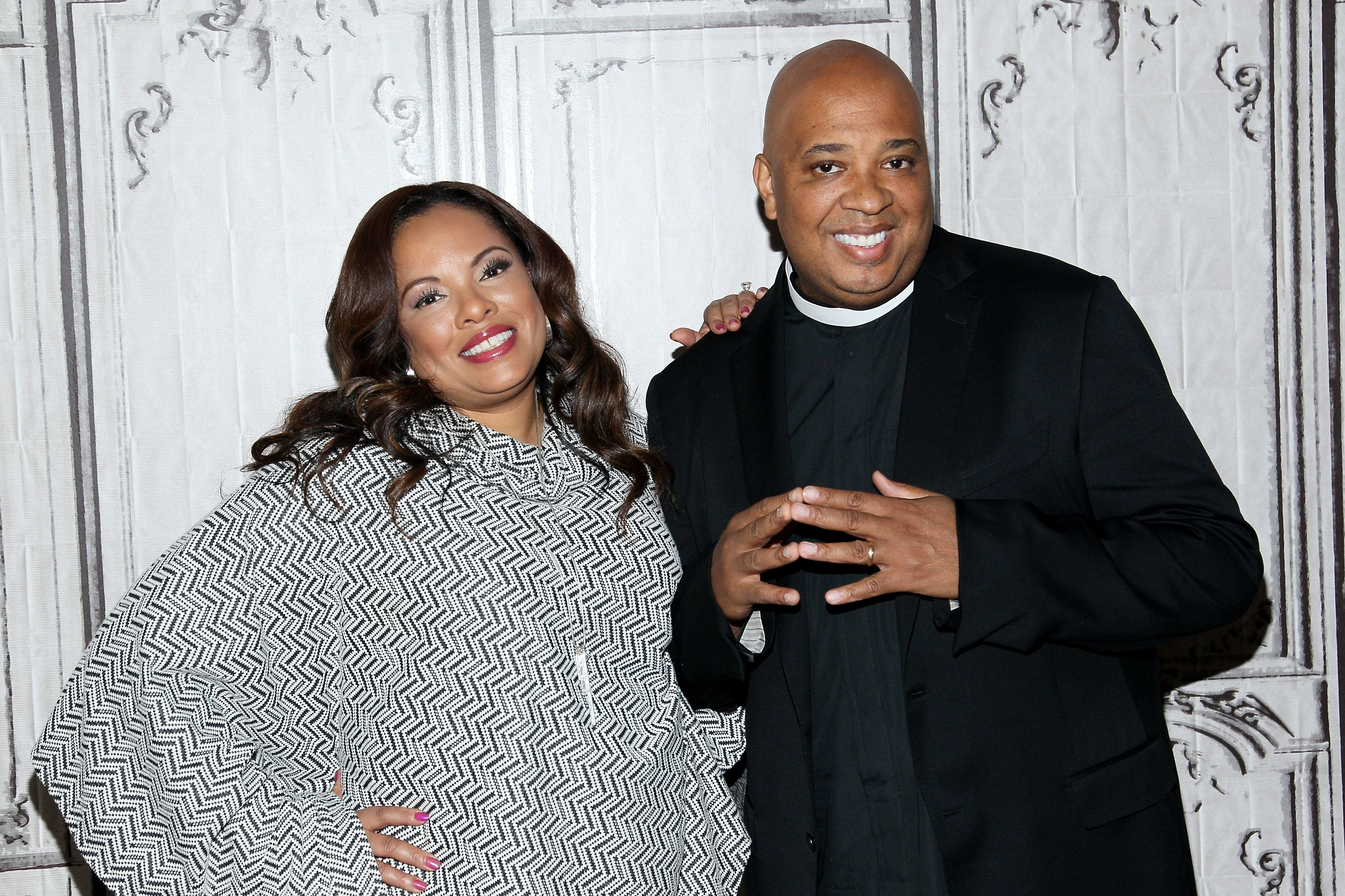 Rev Run's Wife Justine Simmons Has The Perfect Advice For Balancing Being A Girl Boss AND A Supportive Spouse
