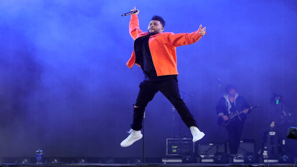 The Weeknd And H&M Are Teaming Up On A Fall Collection
