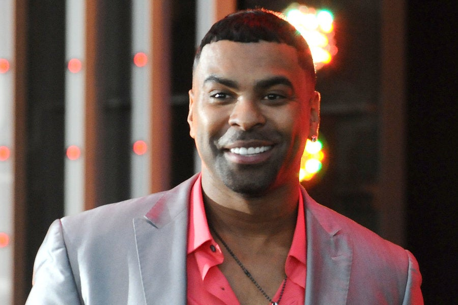 Ginuwine Shared Father-Of-The-Bride Duties For His