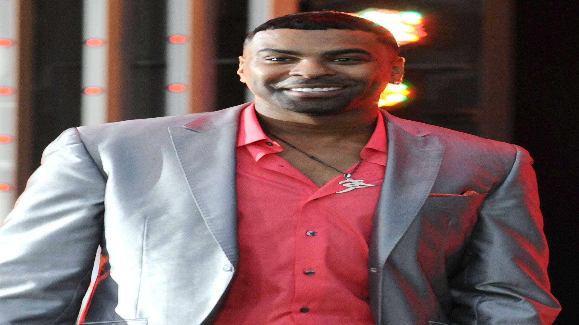 Ginuwine Shared Father-Of-The-Bride Duties For His Stepdaughter On Her Wedding Day