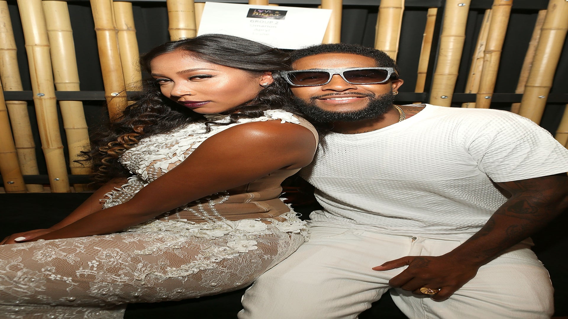 Apryl Jones Perfectly Explains Why Fans Should Stop Asking Her and Omarion To Get Back Together