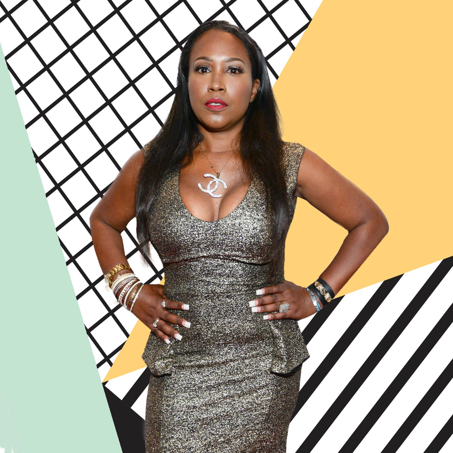 LL Cool JOn Video Of Maia Campbell Allegedly Asking For Drugs: 'You Can't Help Someone Who Doesn't Want Your Help'