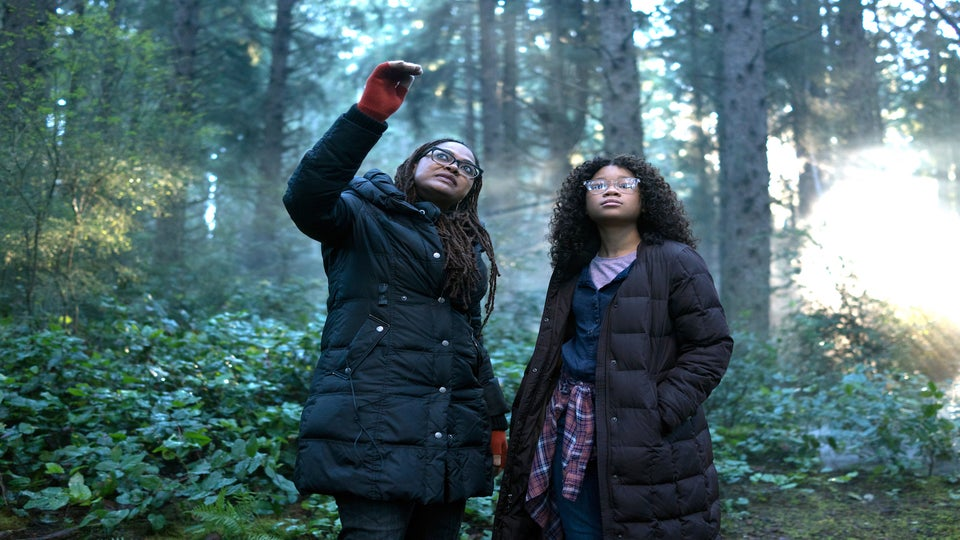 EXCLUSIVE First Look: Ava DuVernay's 'A Wrinkle In Time' In Stunning Images