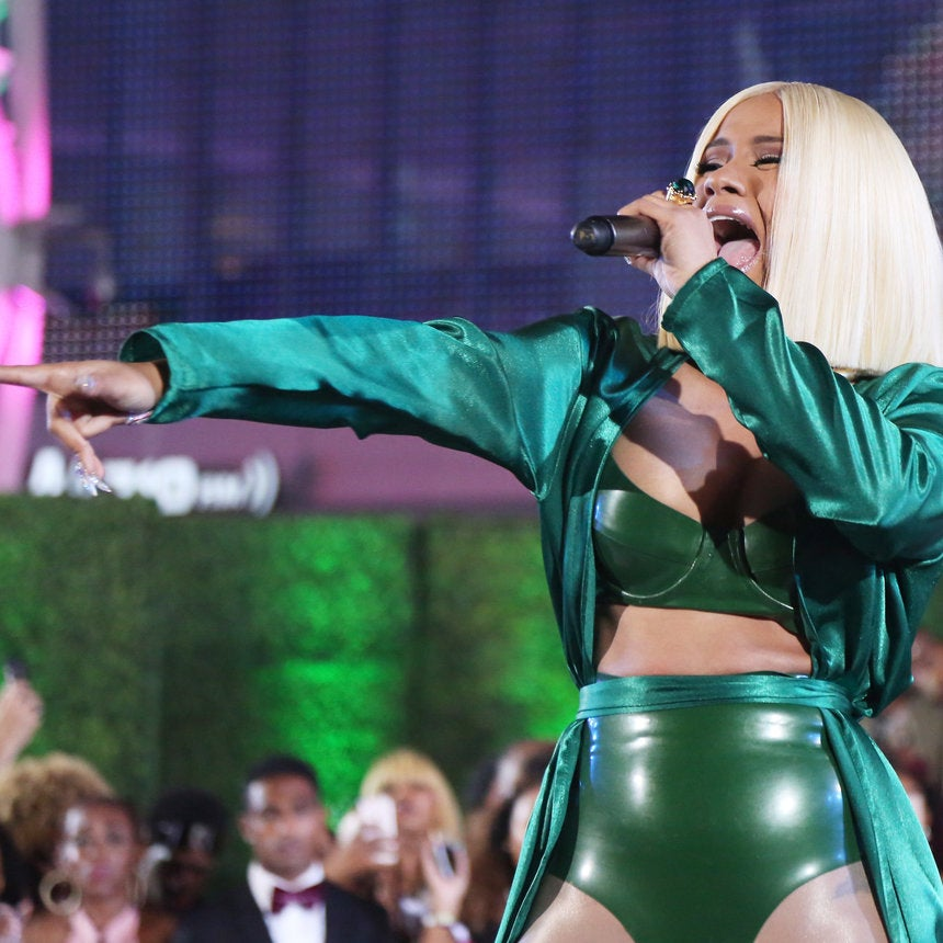 You'll Love What We Just Learned Cardi B Does During Her Shows