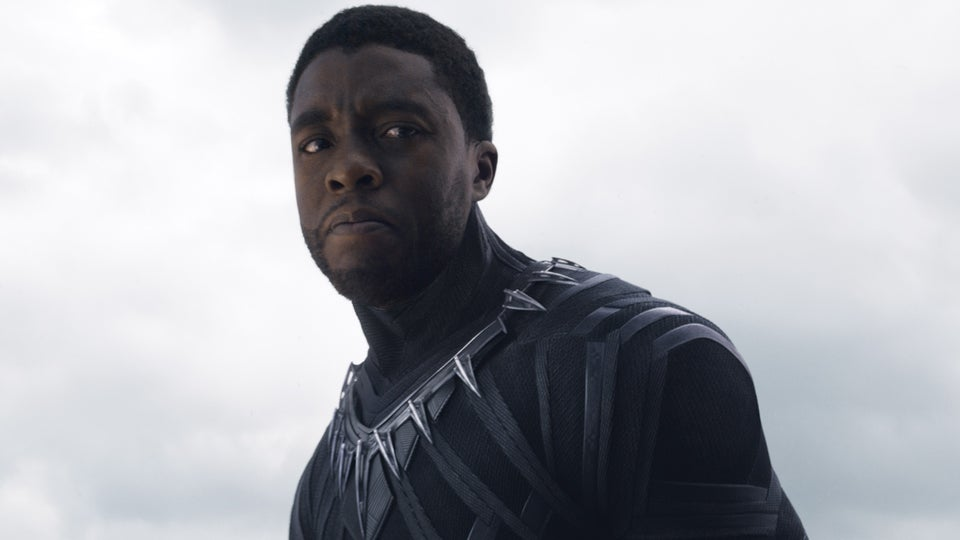 All Hail 'Black Panther,' Headliner Of EW's Comic-Con Double Issue