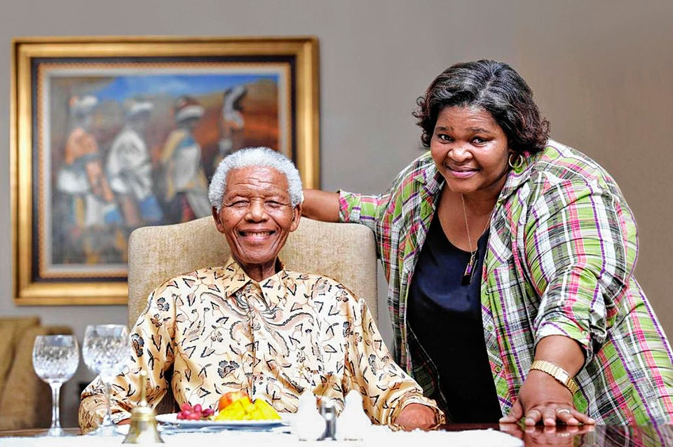 Nelson Mandela's Chef Shares Recipes For His 3 Favorite Dishes