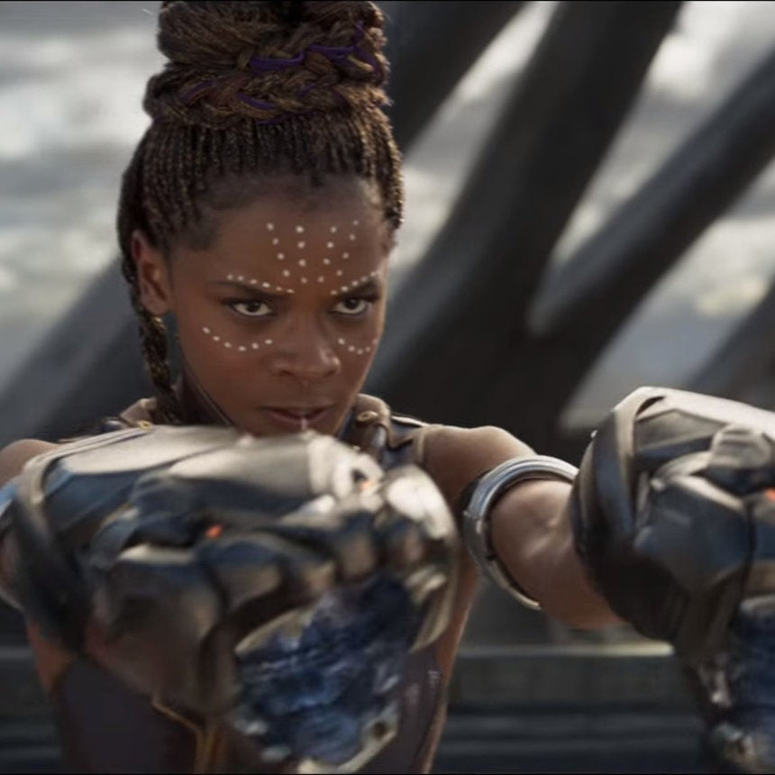Comic Book Starring 'Black Panther's' Shuri Is Finally Here And It's A Work Of Art
