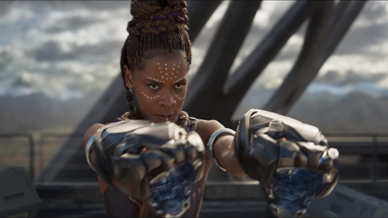 Letitia Wright Weighs In On Whether Shuri Could Become The Black Panther After 'Avengers: Infinity War' Cliffhanger