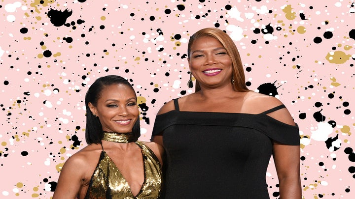 The Surprising Way Girls Trip Stars Jada Pinkett Smith and Queen Latifah First Met — as Teenagers