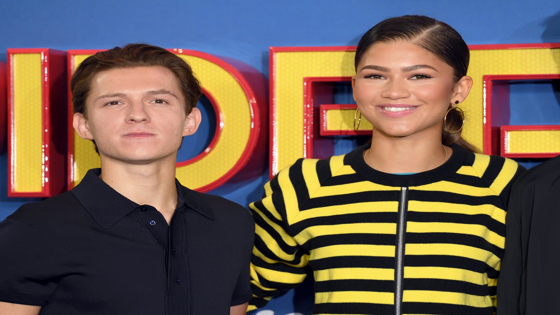 Nice Try Internet, Zendaya And 'Spider-Man: Homecoming' Co-Star Deny They're Dating
