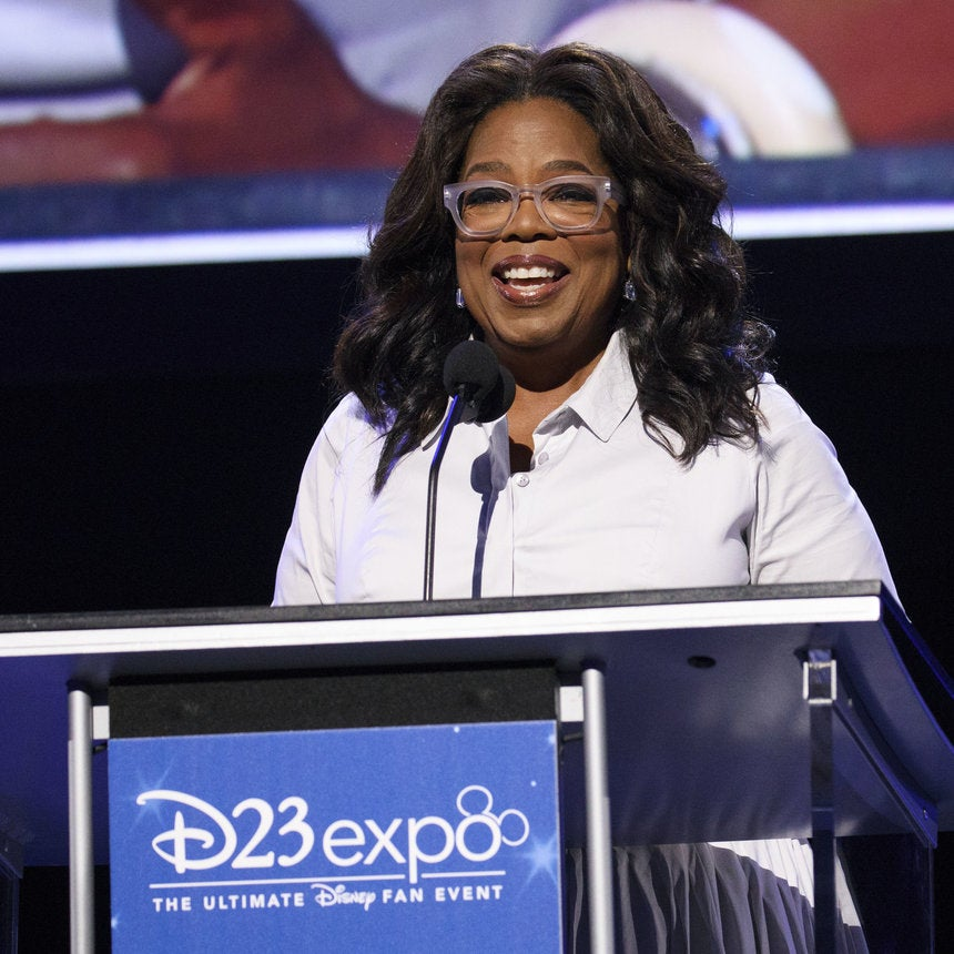 Oprah Shares A Glimpse Of Her First '60 Minutes' Segment: 'BIG Night'