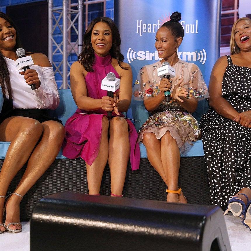 Queen Latifah's Edges Were The Envy Of The 'Girls Trip' Cast