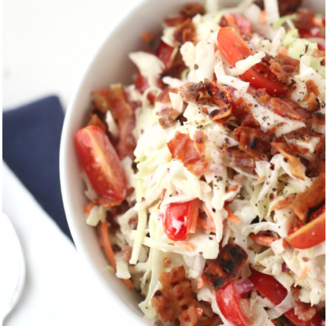 10 Yummy Cole Slaw Recipes For Your Next Summer BBQ